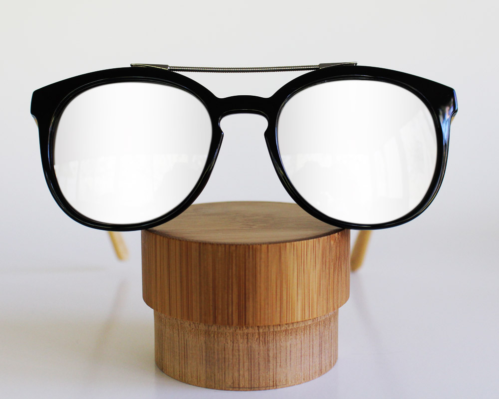 Chloe - Eco friendly bamboo polarized sunglasses - bambuglasses.com