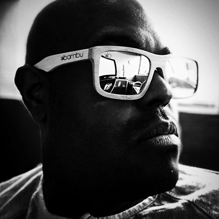 Tony Joaquin - Eco friendly bamboo polarized sunglasses - bambuglasses.com