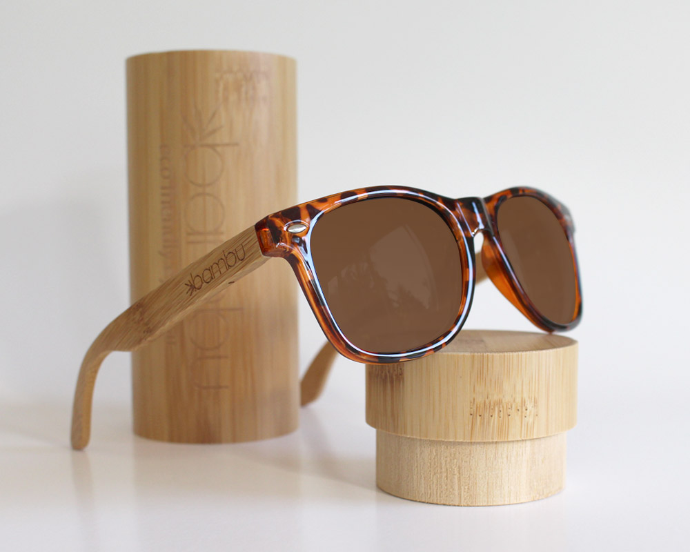 Demigod - Bambuglasses.com Eco Friendly Bamboo Glasses