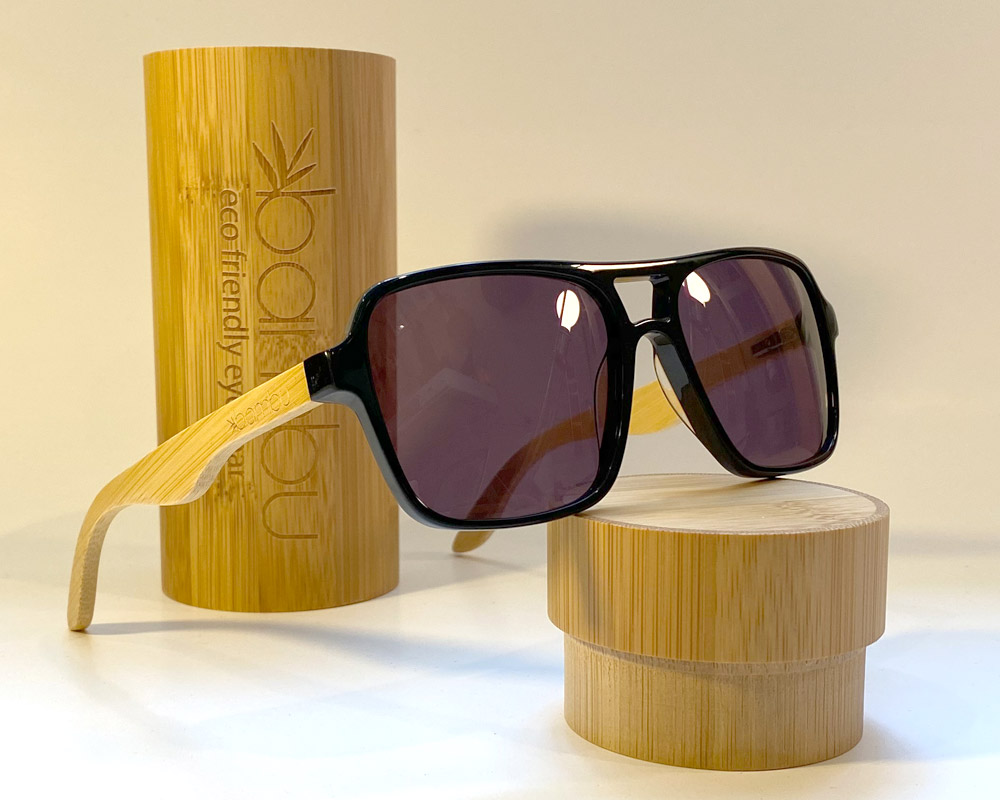Kahuna - Bambuglasses.com Eco Friendly Bamboo Glasses