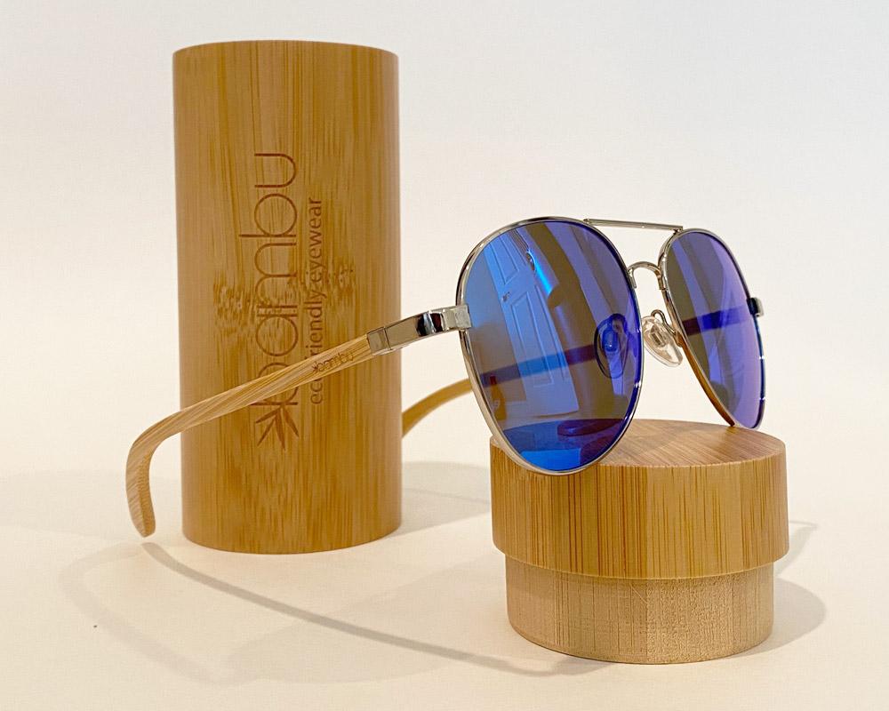 Aloha - Bambuglasses.com Eco Friendly Bamboo Glasses