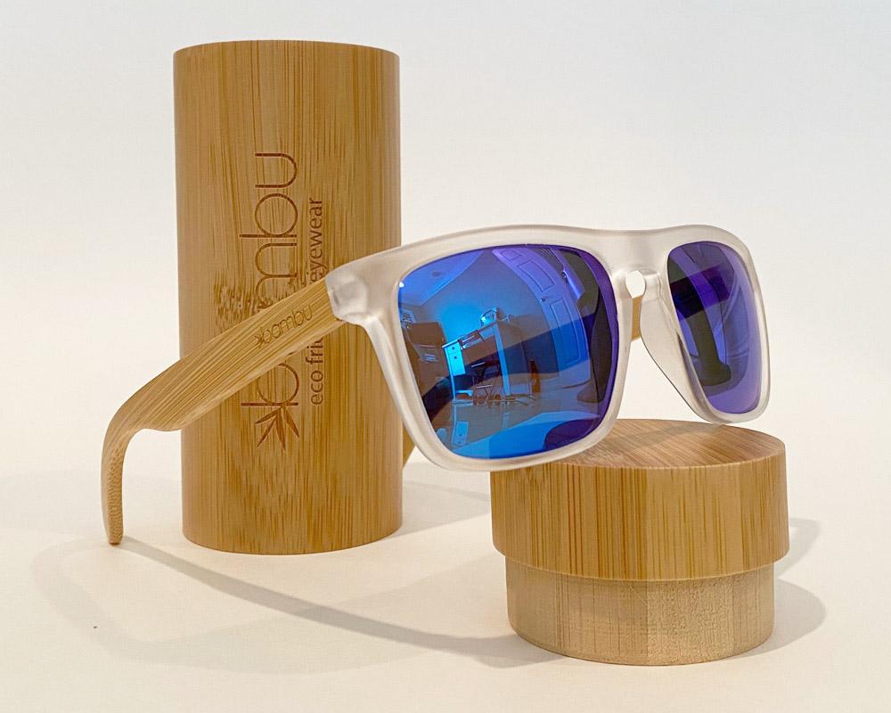 Kahuna - Bambuglasses.com Eco Friendly Bamboo Glasses