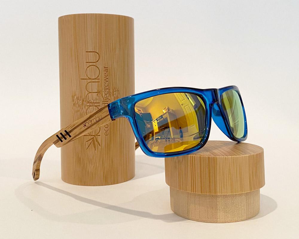 Demigod - Bambuglasses.com Eco Friendly Bamboo Glasses